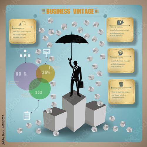 business concept,info graphics,vector