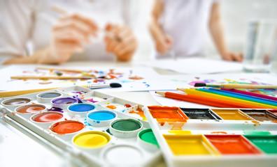 bright paints