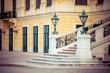 Schonbrunn Palace  in Vienna, Austria. royal residence