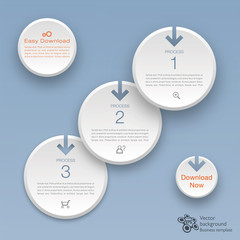 Infographics Web Design