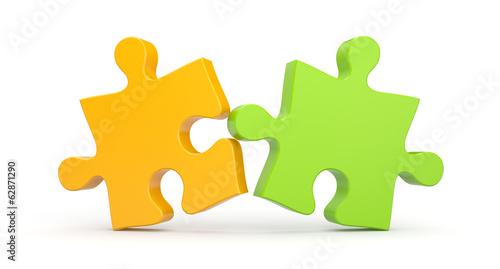 Union. Jigsaw puzzles