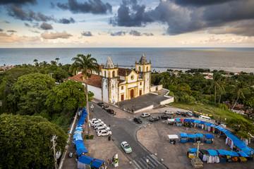 Olinda in Pernambuco, Brazil