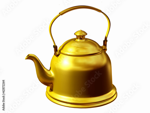 golden kettle