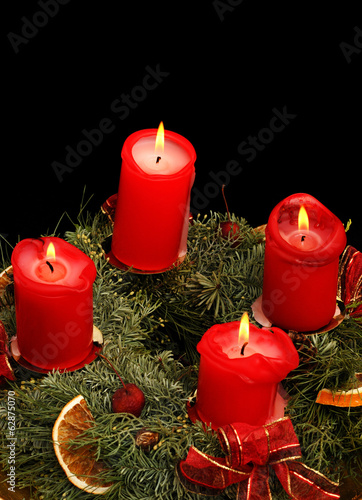 Fourth advent