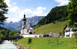 Ramsau church