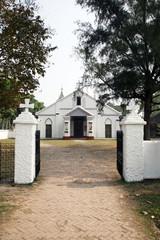 Catholic Church in Basanti, West Bengal, India
