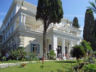 Achillion  Palace, Corfu