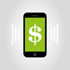 smartphone - money