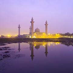 The Tengku Ampuan Jemaah Mosque, Bukit Jelutong, Malaysia mosque