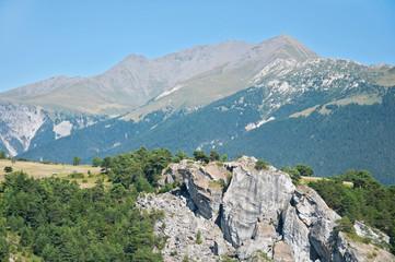 French Alps la vanoise france