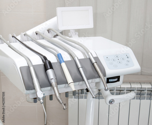 Dentists equipment
