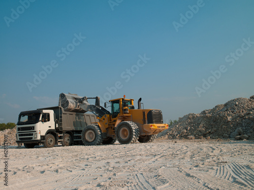 quarry production
