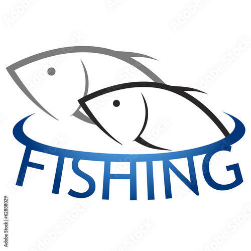 fish for design vector silhouette fishing
