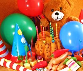 Geburtstag für die Kleinen