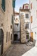 Stone Corridors Through Kotor
