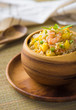 fried rice served on a bowl