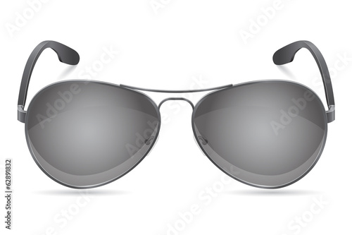 men sunglasses vector illustration