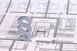 Paragraph, Baurecht, Baugesetz, Bauplan, Architektur, Justiz