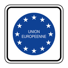 Logo Union Européenne.