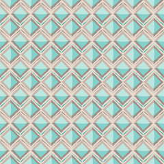 Seamless abstract pattern. Vector illustration