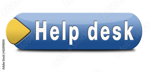 help desk button