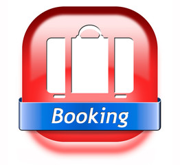booking vacation ticket
