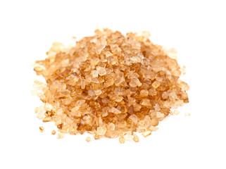 heap of brown salt