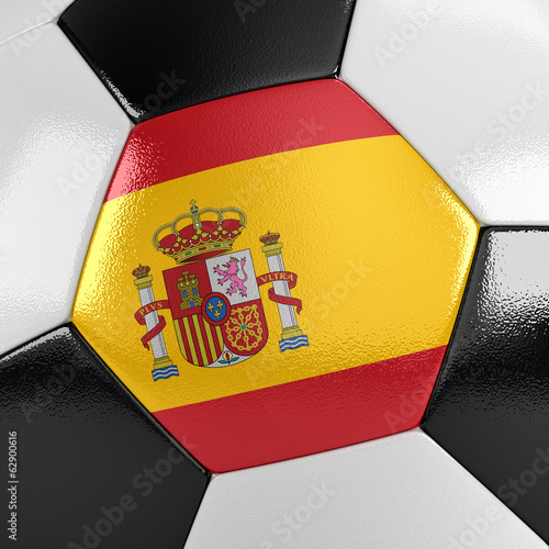 Spain Soccer Ball