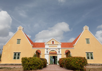 Landhuis Groot Santa Martha and  Workshop, Curacao -
