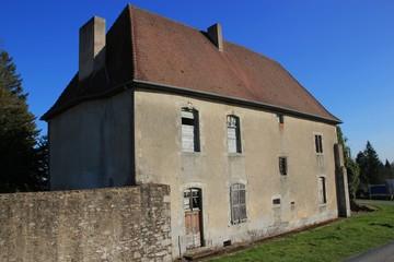 Ladignac-le-Long ,château de Chastaing.