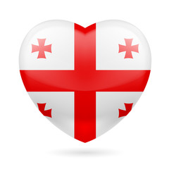 Heart icon of Georgia