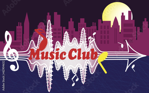 City music club