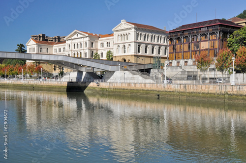 Deusto university, Bilbao (Spain)