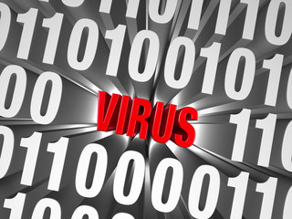 Virus Hidden In The Data