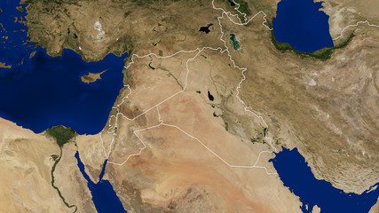 Middle East  - Day - 02