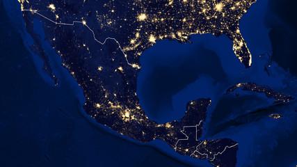 Gulf of Mexico - Night - 02