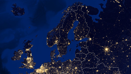 Scandinavia - Night - 02