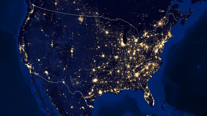 United States - Night - 02