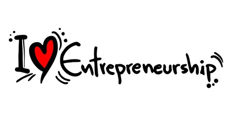 Entrepreneurship love