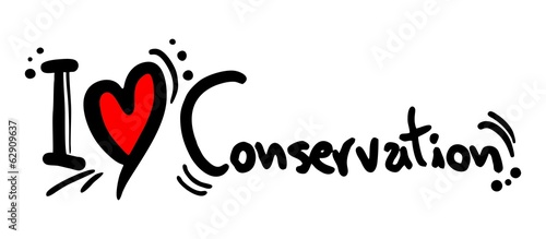 Conservation love