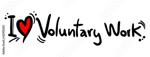 Voluntary work love