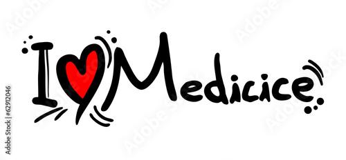 Medicine love