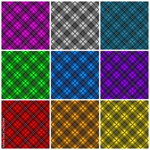 Plaid Texture Collection