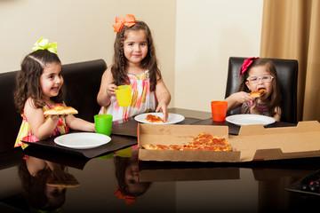 We love pizza!