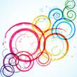 Spirals background - 62913255