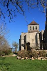 Eglise du Chalard.(Haute-Vienne)