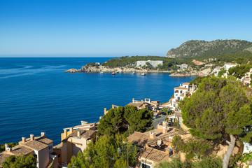 Cala Fornells, Mallorca, Spain