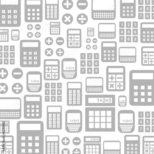 Calculator a background