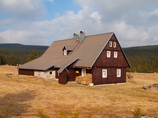 Mountain cottage (Muck house)