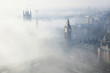 Heavy fog hits London